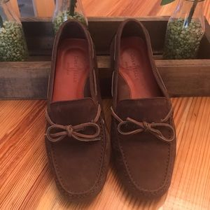Cole Haan suede brown Nike Air, loafers
